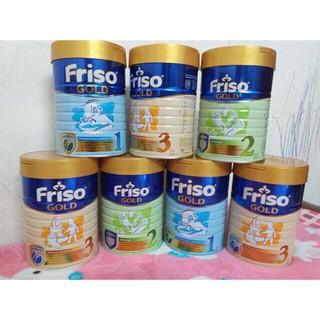 Sữa Friso Nga số đủ số 1,2,3(400g-800g) thumbnail