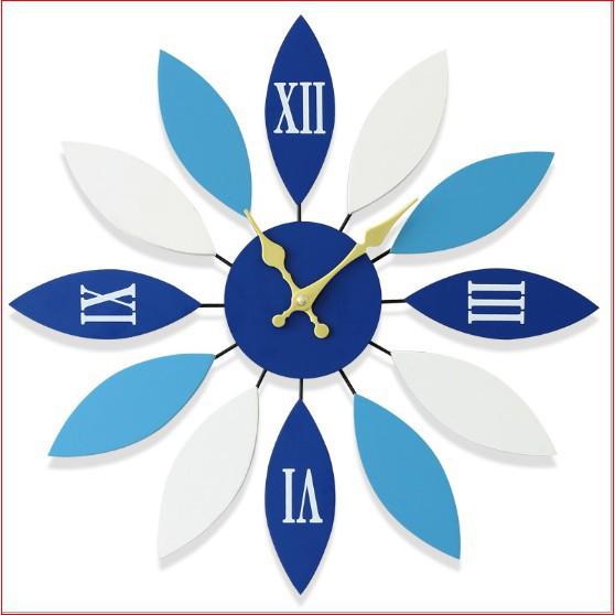 Đồng hồ treo tường Ký hiêu La mã JT1662B chính hãng làm quà tặng Tân Gia , bảo hành 12 tháng, Giá re nhất Thị Trường.