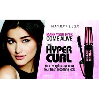 Hình ảnh Mascara Làm Cong Mi Maybelline Hyper Curl Đen 9.2ml _ 6923492584206-4