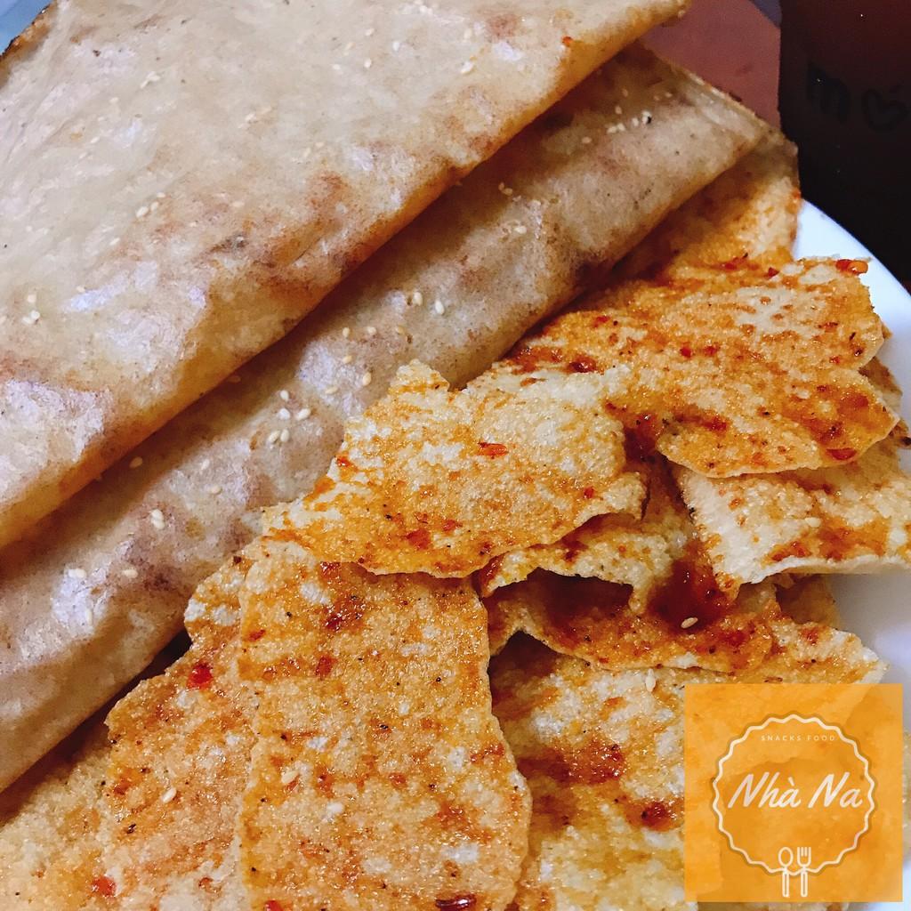 Bánh tráng mắm ruốc | Đặc sản Đà Lạt | Tiệm bánh Nhà Na