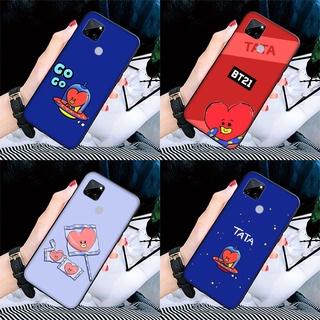 Silicone Case VIVO S1 Y95 Y93 Y91 Y91I Y91C Y89 Y85 Y81 Y81S Y55 Y55S Y53 Y50 Y30 V9 Pro TATA Cover