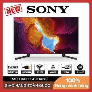 Smart Tivi Sony 49 inch UDH 4K KD-49X9500H Hàng Chính Hãng