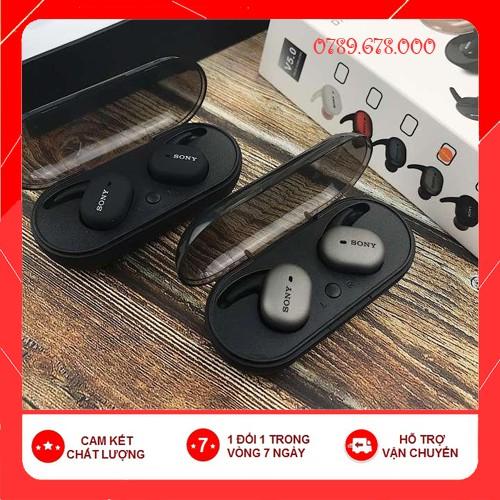 【Mới nhất】 Tai Nghe Nút Cảm Ứng Thời Trang Sony D77 Bản Nâng Cấp Sony D76 Thần Thánh Bảo Hành 6 Tháng