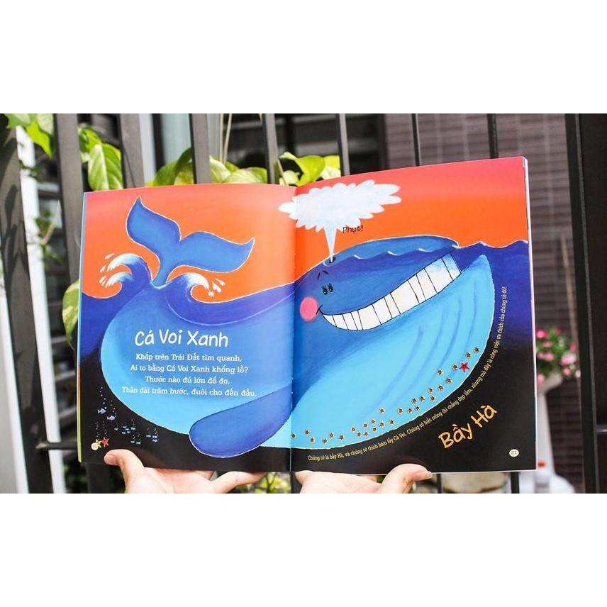 Sách – Vũ Điệu Của Muôn Loài - Trọn bộ 3 cuốn