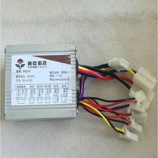 IC xe đạp điện 24V 250W ESCOOTER thumbnail