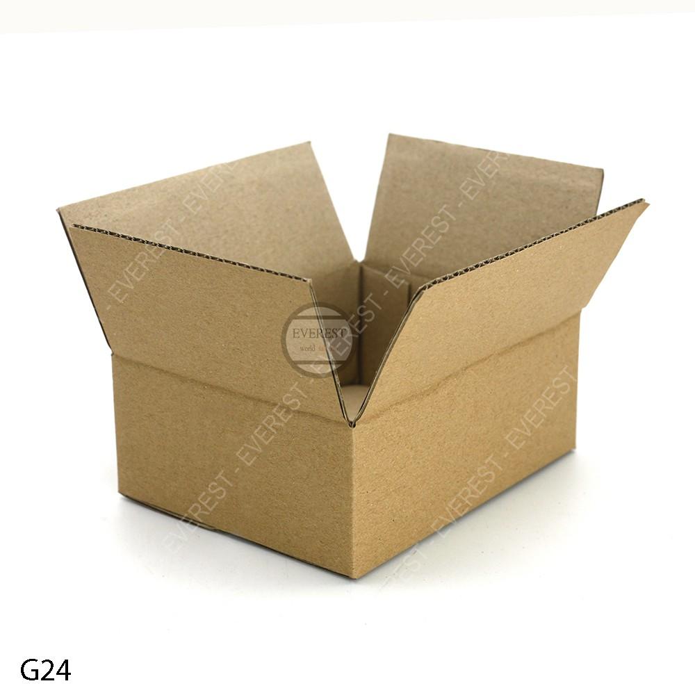 Combo 20 thùng G24 16x12x6 giấy carton gói hàng Everest