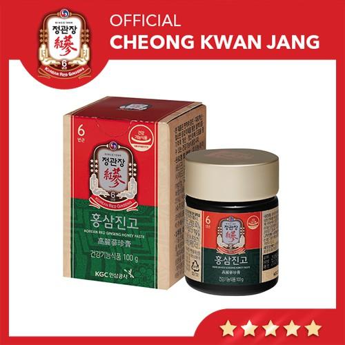 [Cao Sâm Hàn Quốc] Hồng Sâm Mật Ong KGC Cheong Kwan Jang Honey Paste - Cao Hồng Sâm Mật Ong