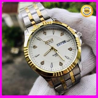 Đồng hồ nam bosck chính hãng chạy 2 lịch ngày và thứ (tặng kèm hộp, phụ kiên thâu dây) thumbnail