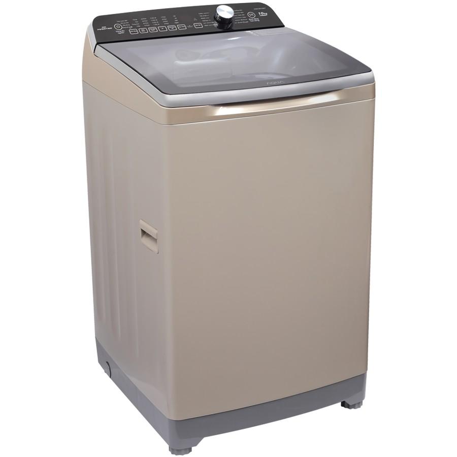 Máy giặt Aqua Inverter 10 Kg cửa trên AQW-DR100ET N