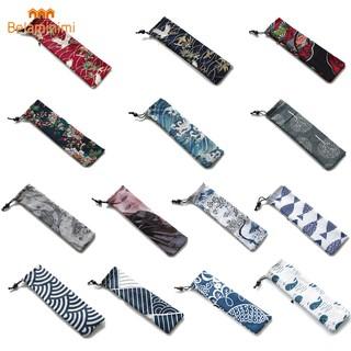 Túi rơm dạng dây rút phong cách Nhật Bản