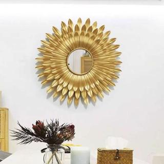 ( Bảo hành 5 năm ) Gương Decor Sun Flower trang trí nhà cửa, văn phòng làm việc