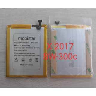 Pin mobiistar Prime X 2017 (BW-300c) thumbnail