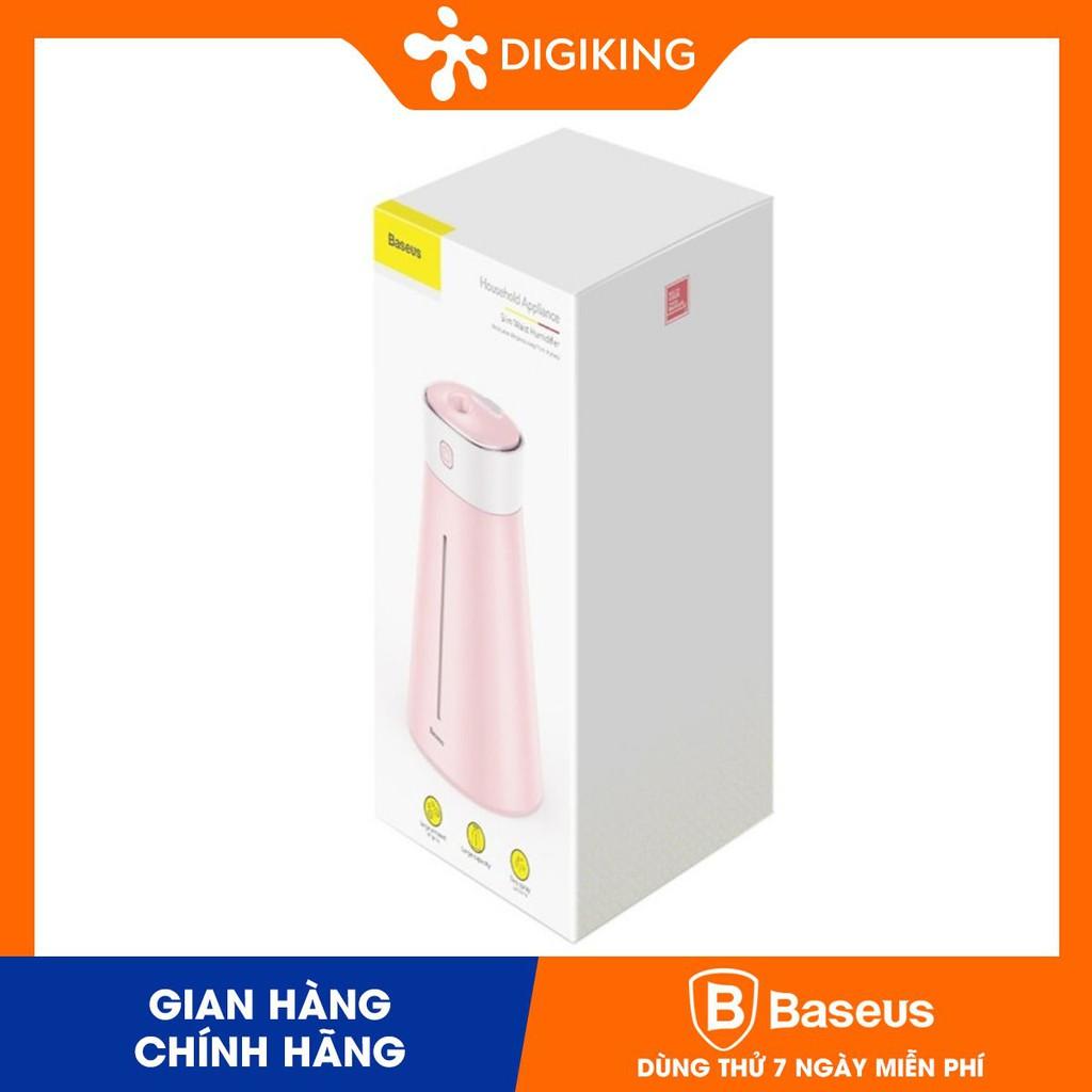 Máy phun sương Baseus slim waist humidifier kèm phụ kiện