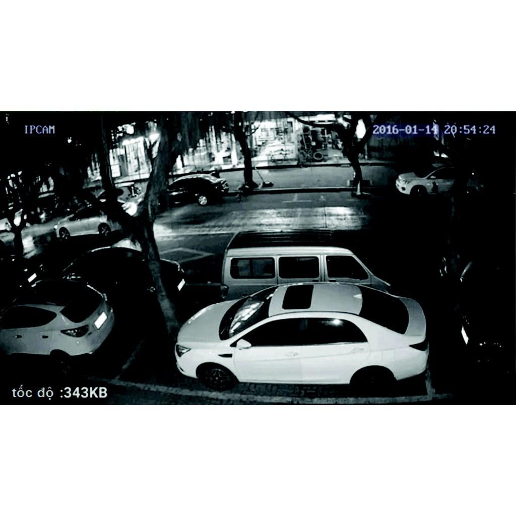 ( Tặng thẻ nhớ 32gb ) Camera ngoài trời YooSee 2anten 2.0mpx- W002