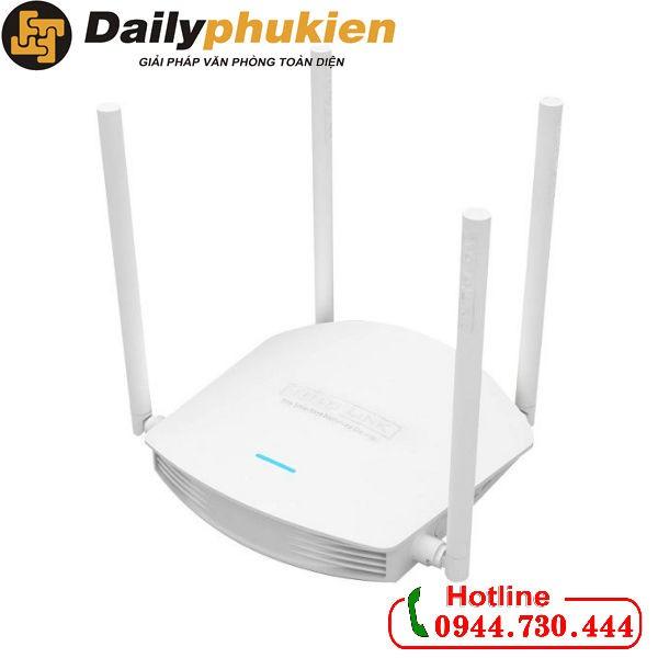 Phụ kiện SIÊU RẺ_ Bộ phát wifi Totolink N600R 4 râu