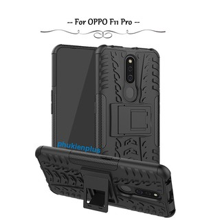 Ốp lưng OPPO F11 Pro 2019 Tank Armor Case chống sốc