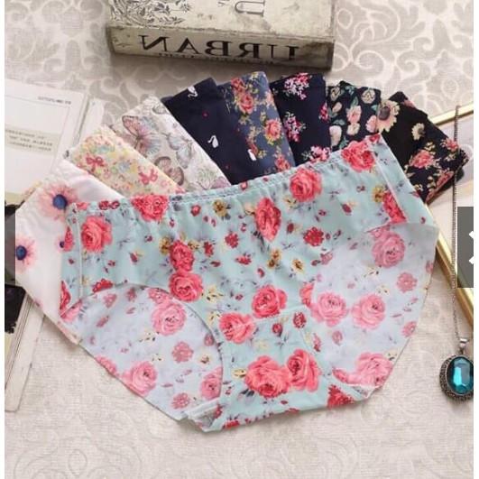 [ quần lót điều hòa ] 10 quần lót nữ, quần lót thông hơi, quần lót ren, quần lót cotton,quần lót đúc, quần chip, quần su