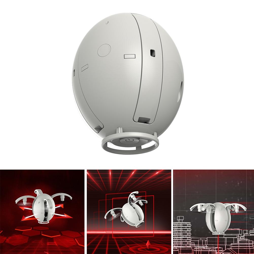 K130 2.4GHZ 4CH 6 axis Gyro Quadriorotor Foldable DIY Transformable egg