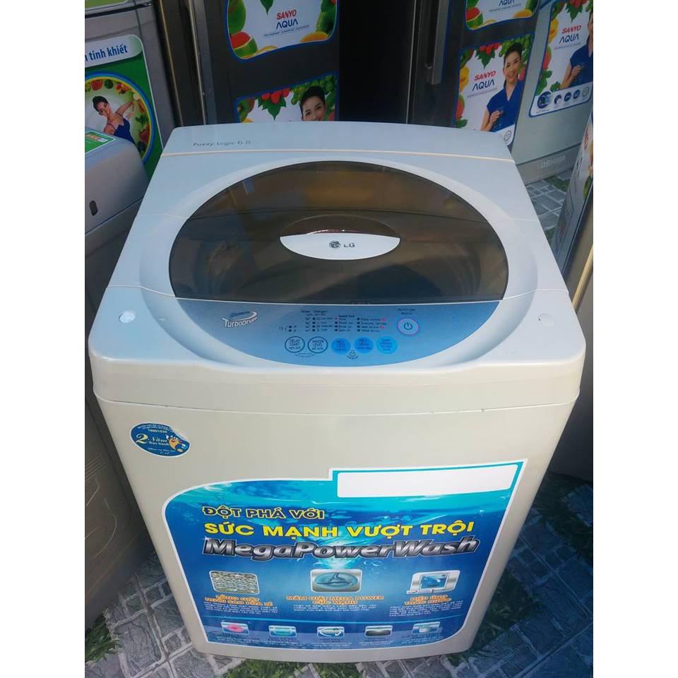 [ELHACOIN9 hoàn tối đa 300K xu] Thanh lí Máy Giặt LG đã qua sử dụng tại Tp Hcm KO SHIP TỈNH