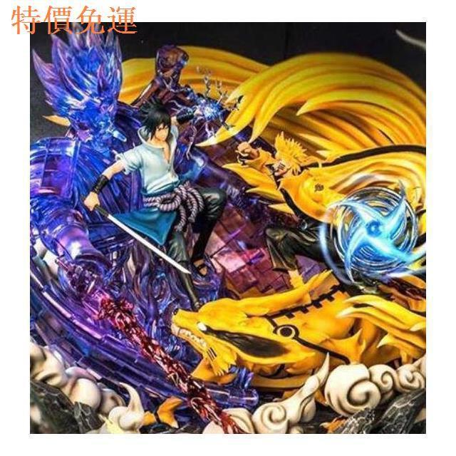 Mô Hình Đồ Chơi Nhân Vật Naruto Sasuke Kakashi Độc Đáo