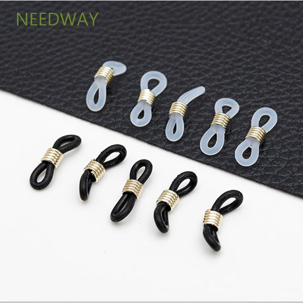 NEEDWAY Rubber Eye Silicone Jewelry Accessories Lanyard Holder Strap Glasses Strap Holder