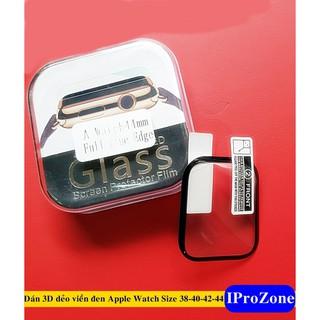 Dán PET chống xước Full màn Apple Watch Size 38,40,42,44 Dễ dán , chống xước bề mặt
