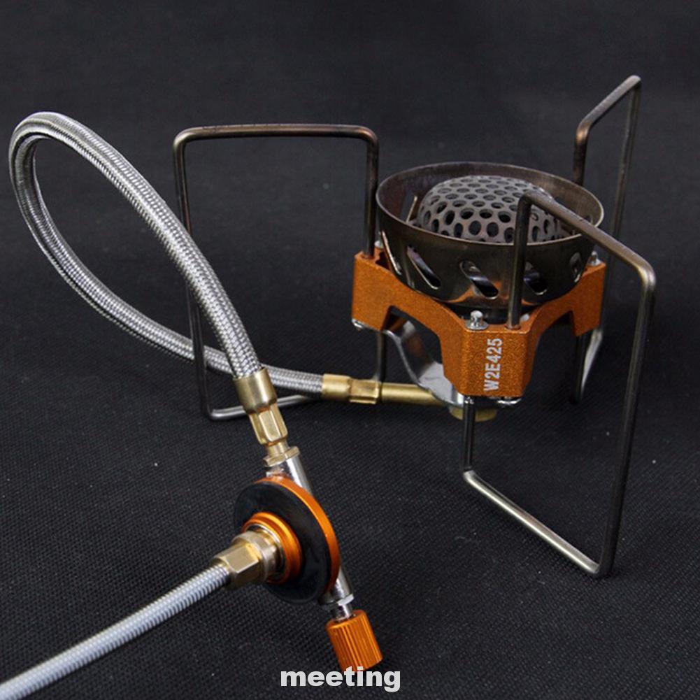 Ống kim loại mở rộng cho lò nướng BBQ