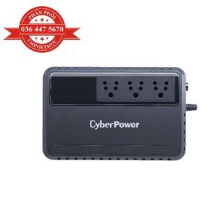 UPS Cyber Power 600VA-BU600E-AS - Hàng Chính Hãng thumbnail