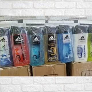 [Mua 1 Được 3] Gel tắm gội rửa mặt Adidas thumbnail