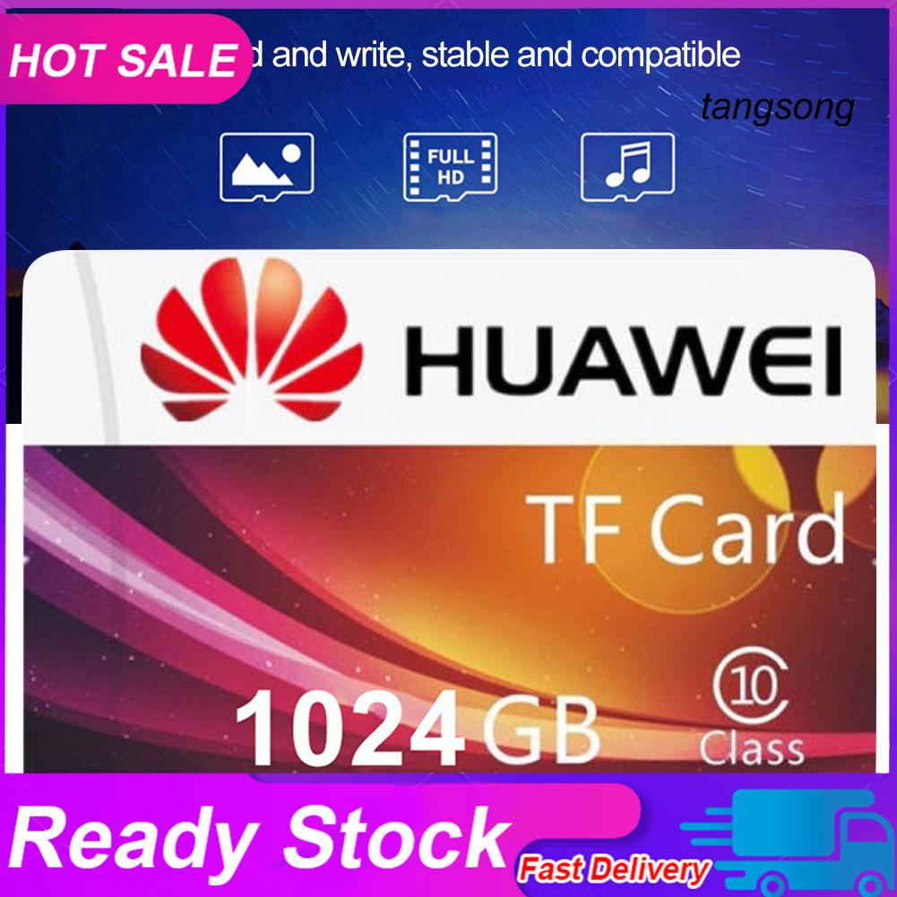 Thẻ Nhớ Điện Thoại Huawei Wei 512G / 1T C10 Tốc Độ Cao - Linh kiện máy tính  khác