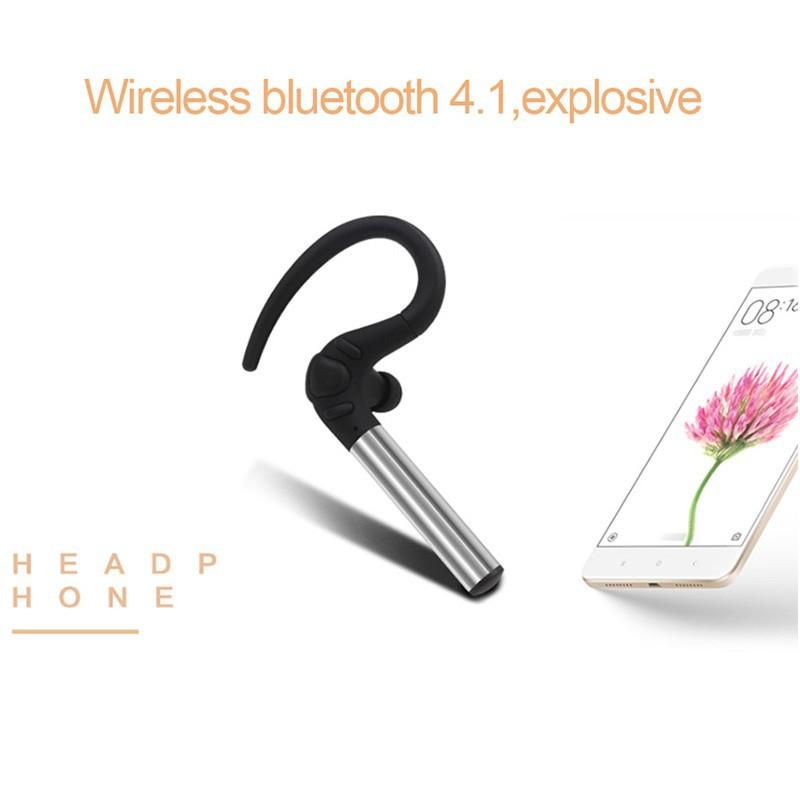 Tai nghe Bluetooth thể thao S580 móc vành tai chống ồn
