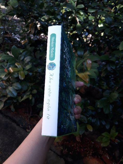 Sách - Light Novel - Khu Vườn Ngôn Từ..