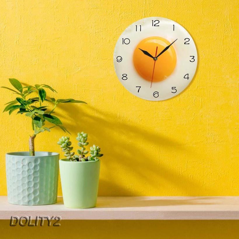 Đồng Hồ Treo Tường Hình Tròn Bằng Acrylic Dùng Cho Phòng Trẻ Nhỏ