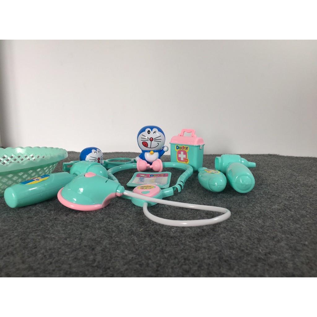 Bộ đồ chơi bé làm bác sĩ 168 Jika Store