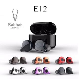 Tai nghe bluetooth Sabbat E12 ultra phiên bản mạ kim loại