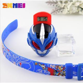 Đồng hồ trẻ em bé trai Skmei 1239 dây silicon