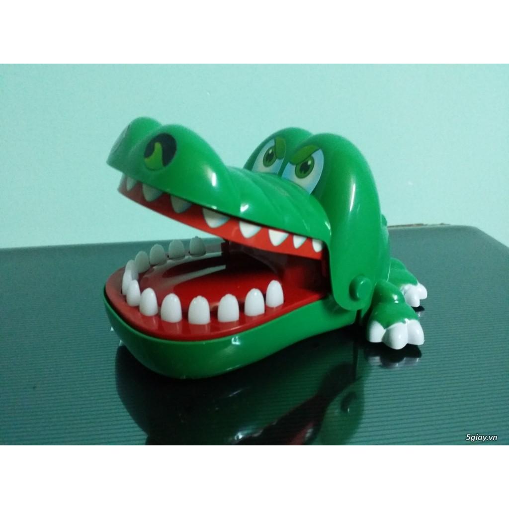 Bộ trò chơi cá sấu mới - HD