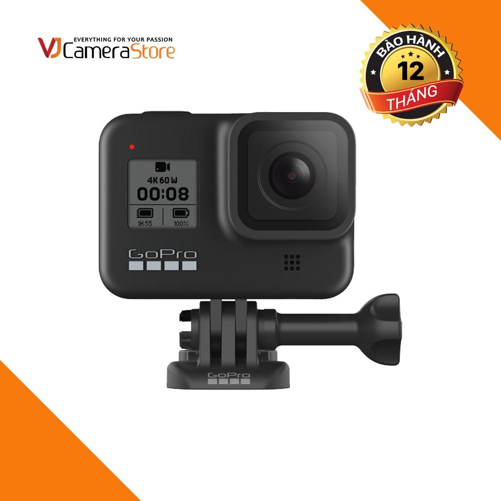 [Mã ELCA5 giảm 7% đơn 500K] Camera hành trình Gopro Hero 8 Black | Chính hãng FPT