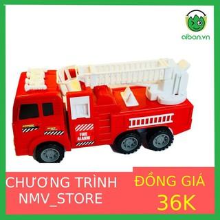 Xe Ô Tô Đồ Chơi Cứu Hỏa (XE326-60)