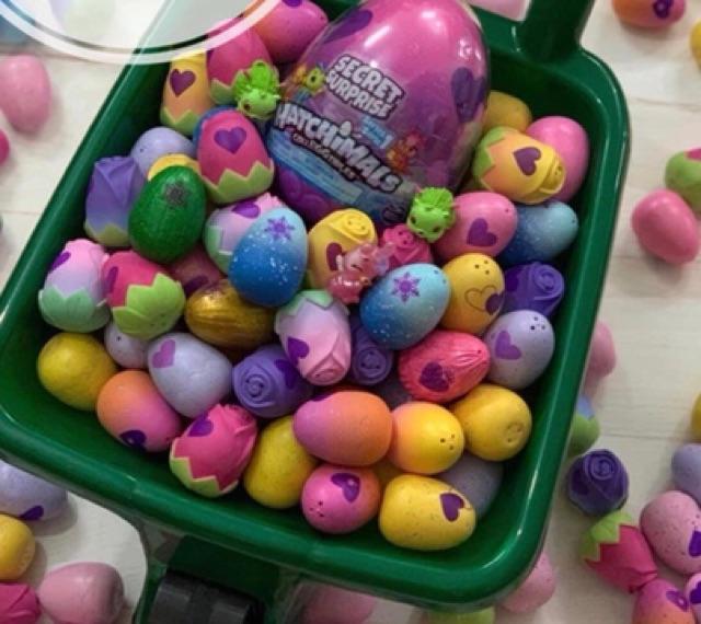 Trứng Hatchimals lẻ các mùa