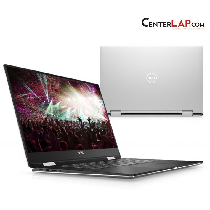 Máy Dell XPS 15 9575 Silver i7 8705G 3.1Ghz,8GB, SSD...