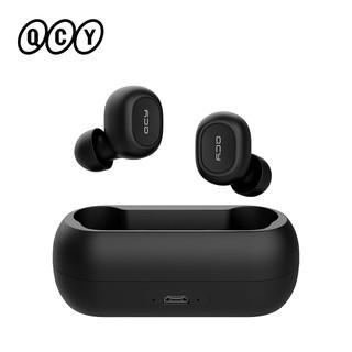 Tai nghe nhét tai không dây QCY T1C kết nối bluetooth 5.0 giảm tiếng ồn hỗ trợ điều tùy chỉnh qua ứng dụng
