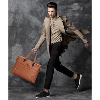 Túi xách da đựng laptop nam nữ thời trang công sở hàng hiệu GTJ15