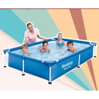 Bể bơi khung kim loại số 1