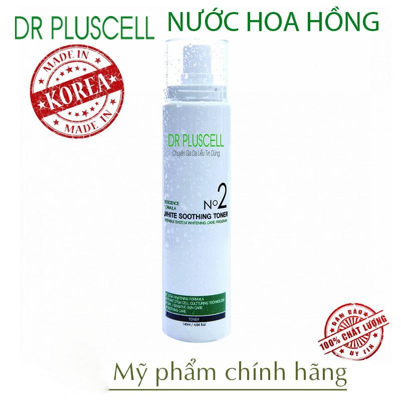 Nước hoa hồng Dr Pluscell Toner - Hàng chính hãng
