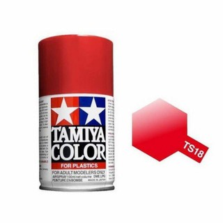 Sơn Bình Xịt TAMIYA TS18 METALLIC RED TS-18