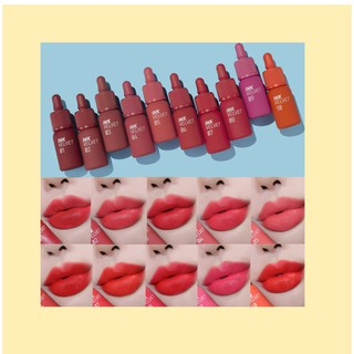 Son Kem Lì Ink Velvet Lip Tint, Son kem Peripera Ink Airy Velvet Tint đủ màu, Ink Velvet Lipstick giảm giá cực sốc
