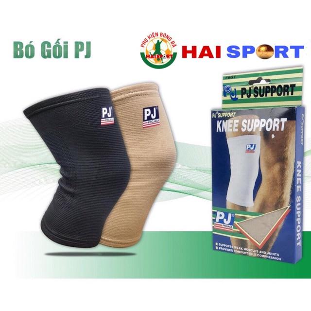 Bó gối thể thao PJ -Băng bảo vệ đầu gối PJ ( hộp 1 chiếc ) Quấn gối bóng đá,bóng rổ,bóng chuyền