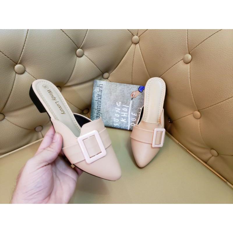 giày sục nữ