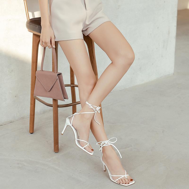 Sandal Dây Cột Thời Trang VIETLAVANI Mã S18 Siêu Phẩm Trend 2020